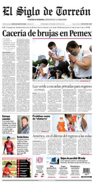 Portada de Nacional/Int.