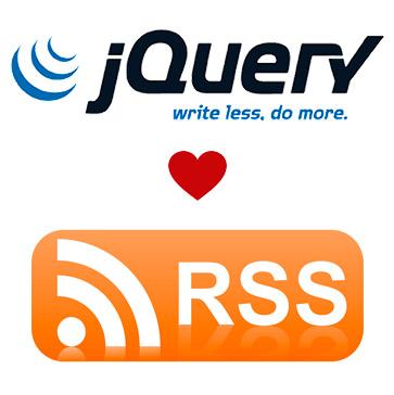 Leer archivos RSS con jQuery