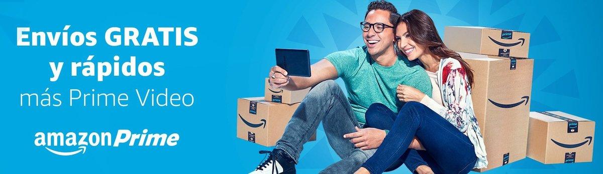 Llega el servicio de Amazon Prime a México