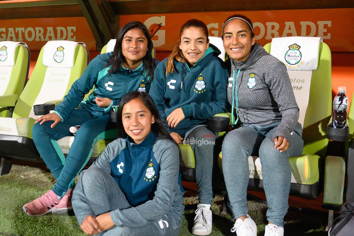 Santos Laguna vs Monterrey Liga MX Femenil 📷