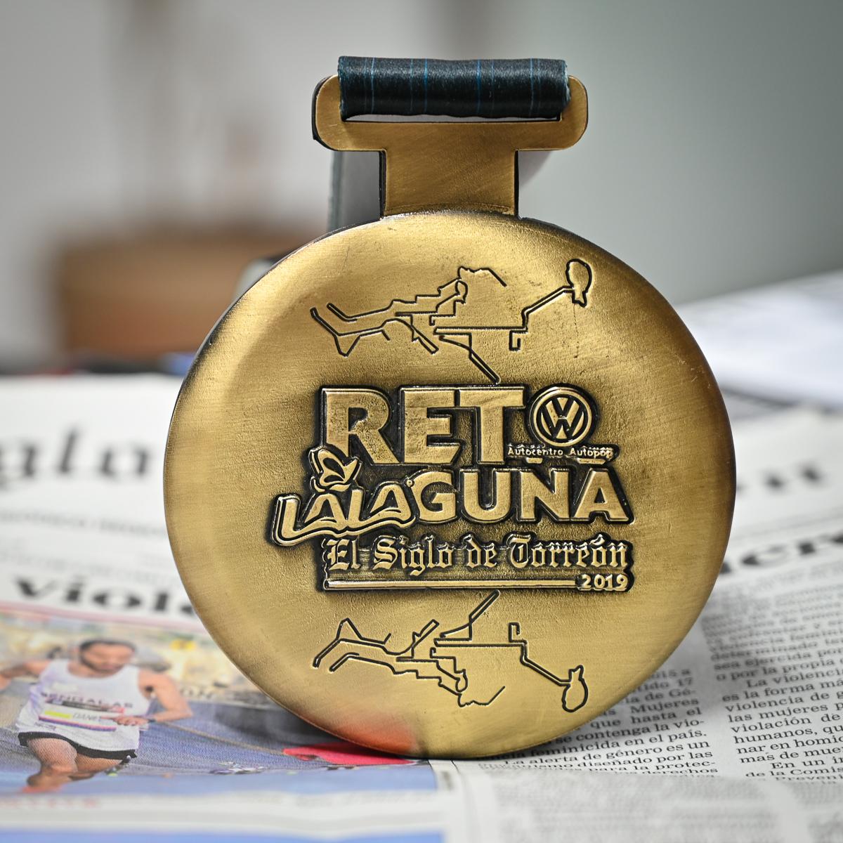 Felicidades a los participantes del Reto Laguna