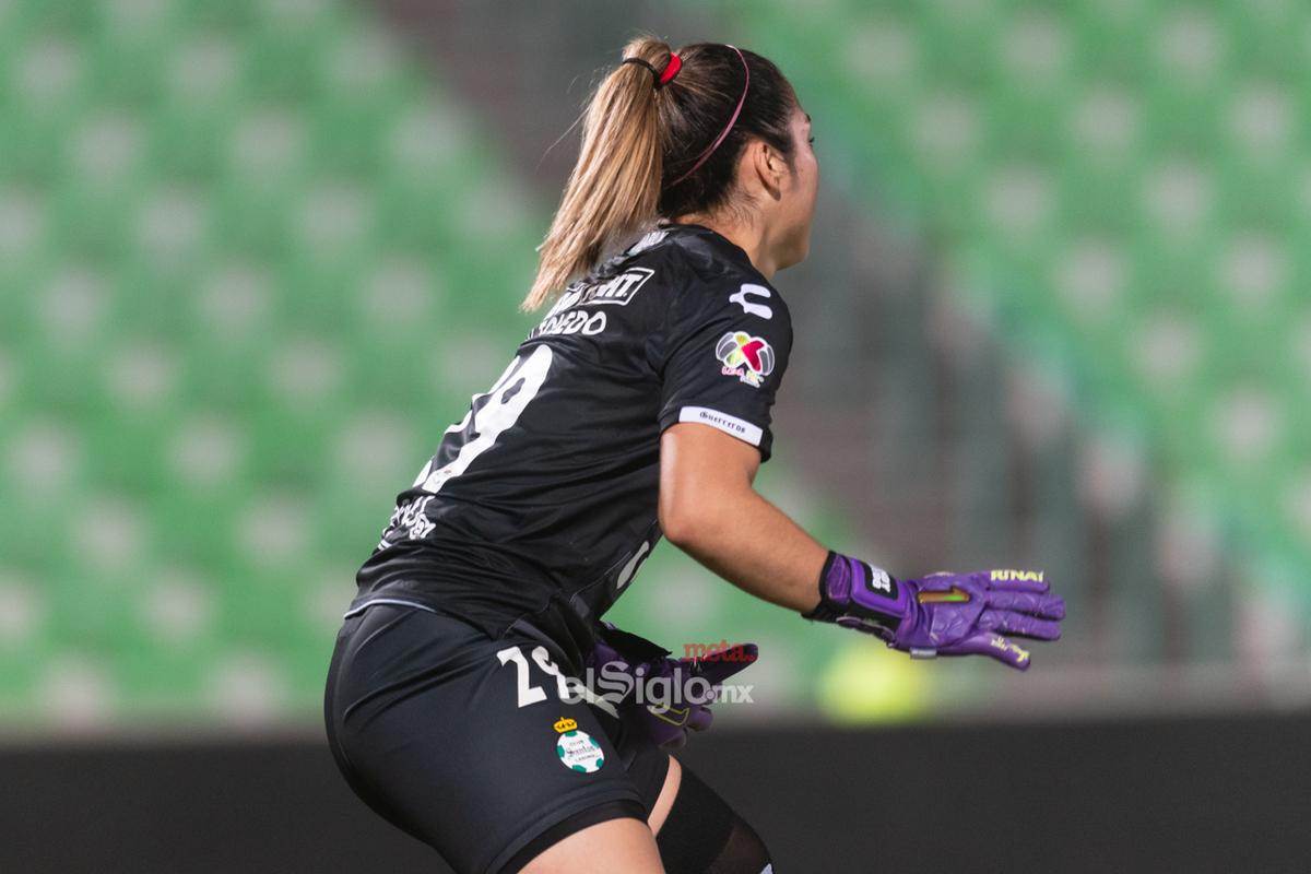 Fotos del Santos vs Monterrey femenil 📷