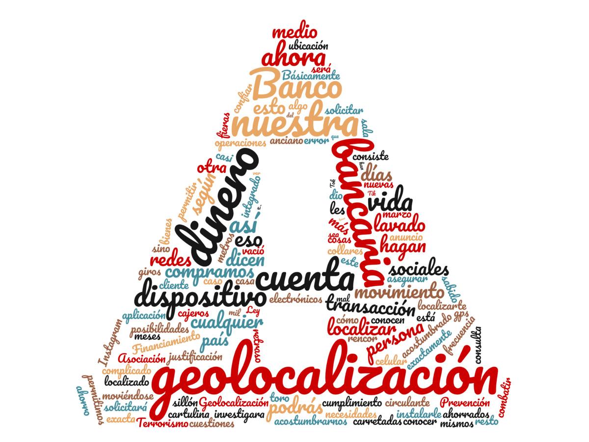 Geolocalización bancaria