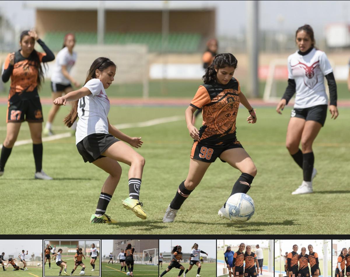 Aztecas FC vs Alces FC, J4