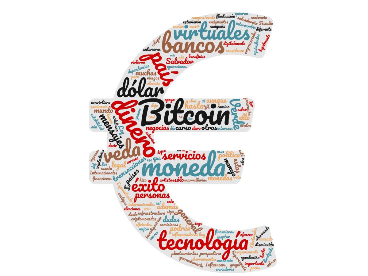 Bitcoin, moneda de curso legal