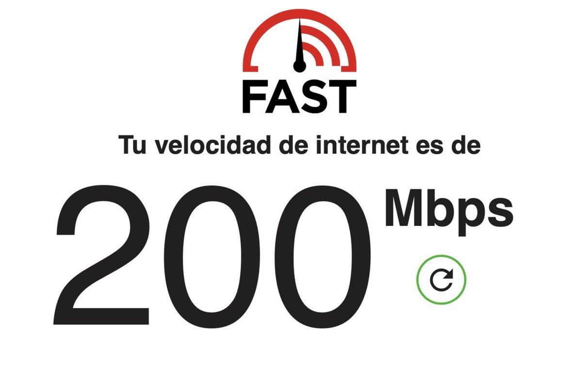 Internet de alta velocidad en México