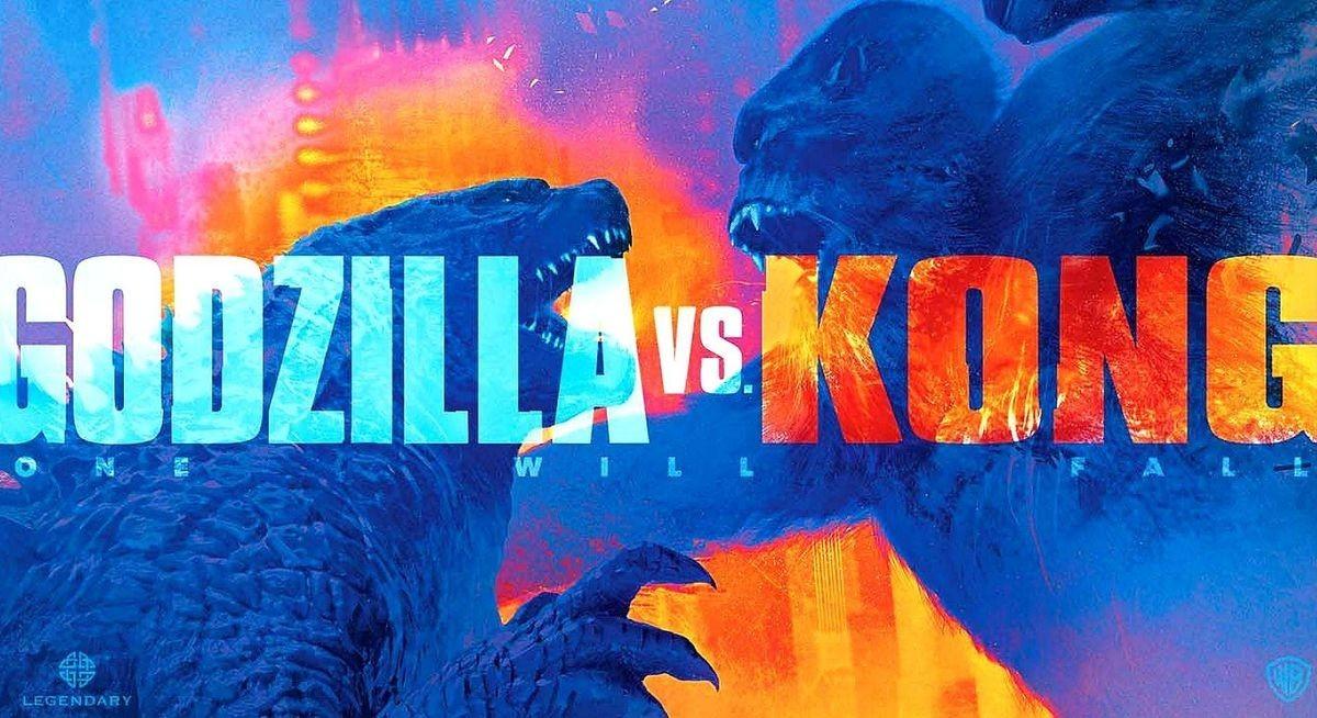 Godzilla Vs. King Kong… ¿es en serio?