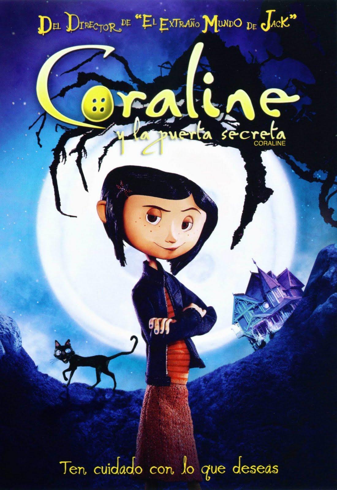Resultado de imagen para Coraline y la Puerta secreta