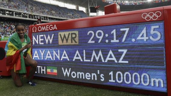 ¿ Hasta dónde van a llegar a romper marcas olímpicas y mundiales ? Historias olímpicas que inspiran Cuarta parte