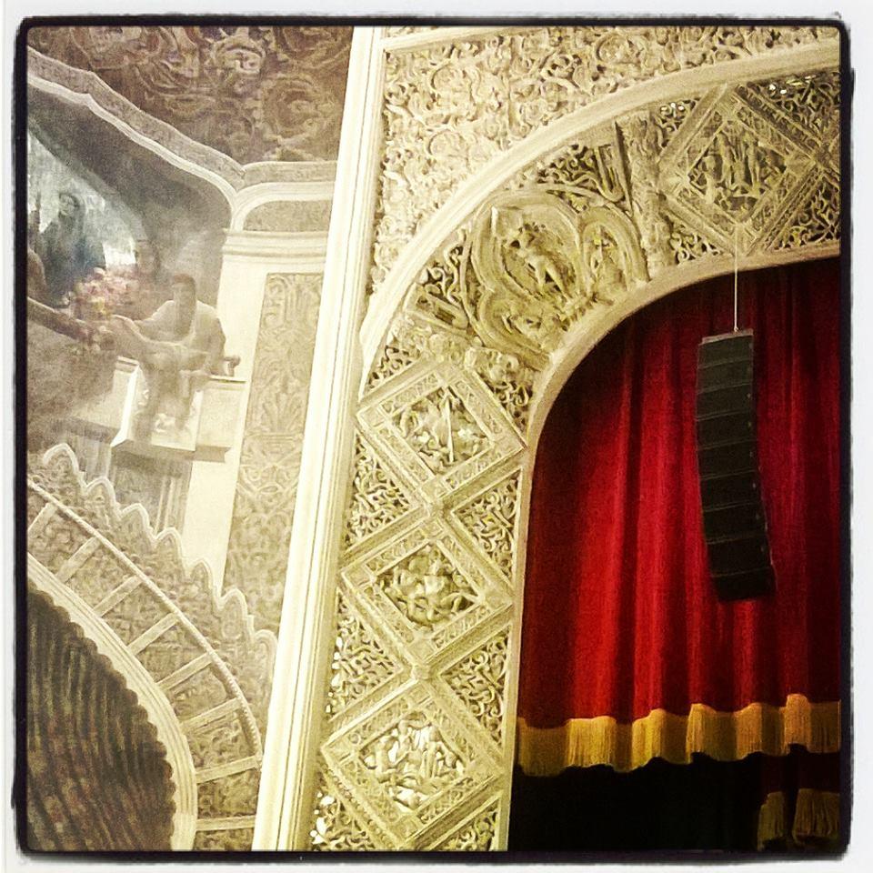 Inauguración del Teatro Isauro Martínez (parte 2)