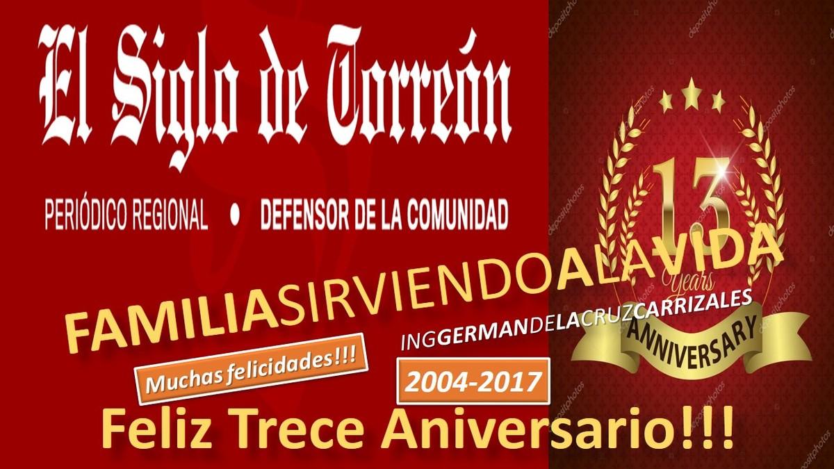 """DESPERTAR...ES """"13º  Aniversario de… FAMILIA SIRVIENDO A LA VIDA!!!"""""""