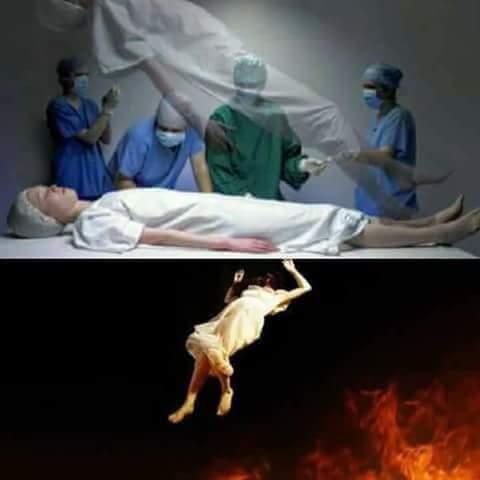Despertar...es    Experiencia en el infierno