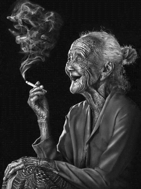 Despertar...es    Sabiduria de vieja