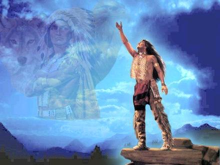 ¨Ritual de los indios Cherokee¨