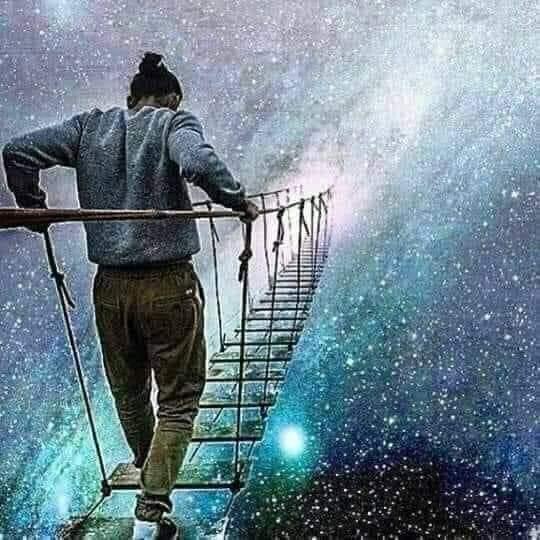 ¨¿Qué hacen las personas que ya están en la quinta dimensión?¨