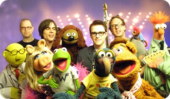 muppets-with-weezer