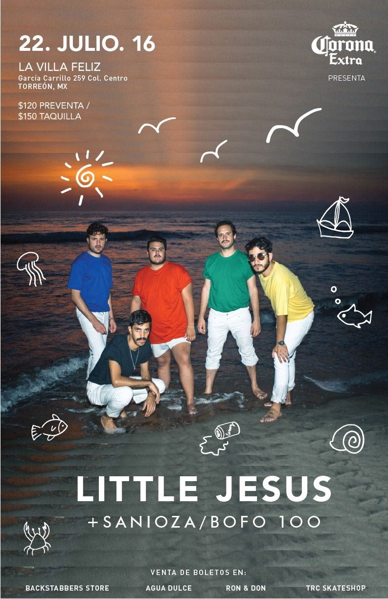 Little Jesus en Torreón