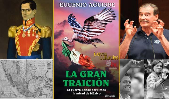 Los grandes traidores de México
