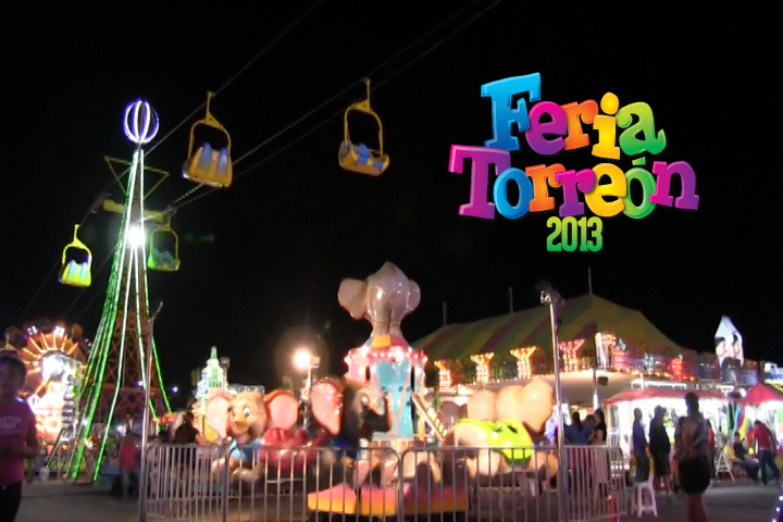 Última semana de la Feria de Torreón 2013