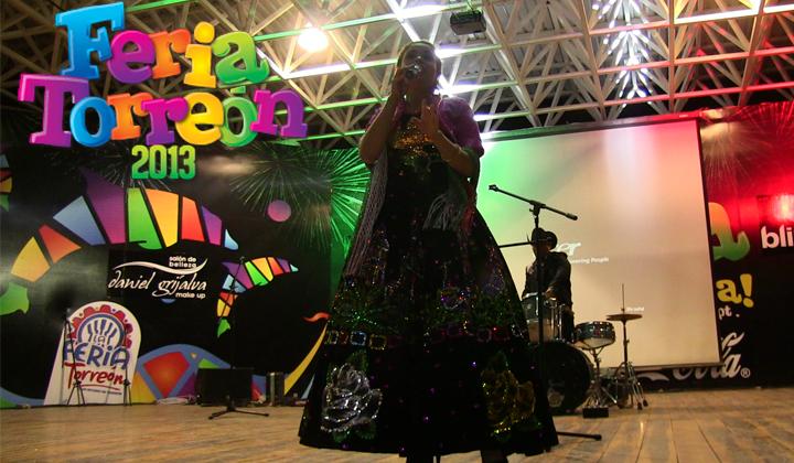 ¡Viva México! En la feria de Torreón 2013