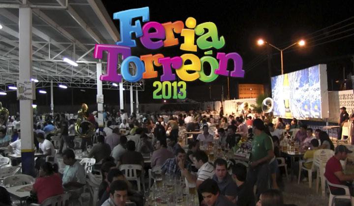 La comida y bares de la Feria de Torreón