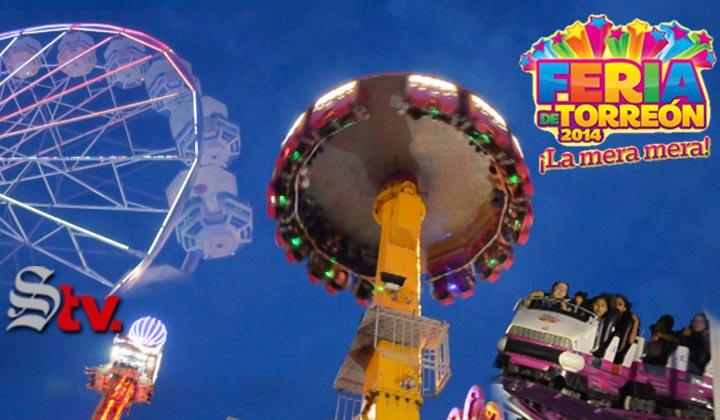 Visita La Feria de Torreón en su última semana