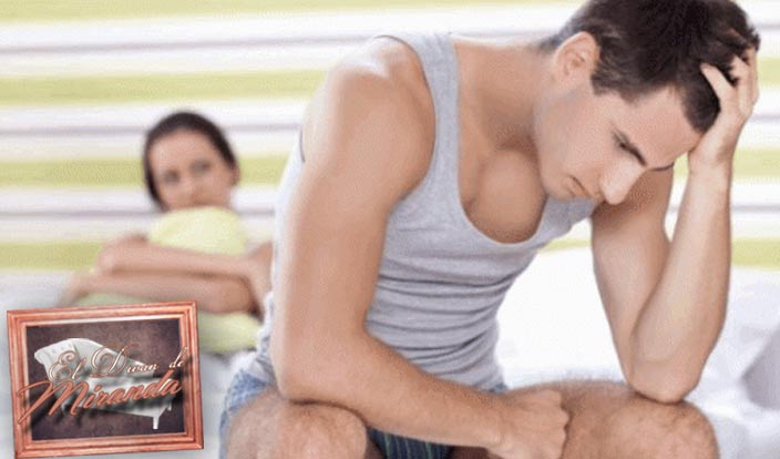 ¿Sufres de impotencia sexual masculina?
