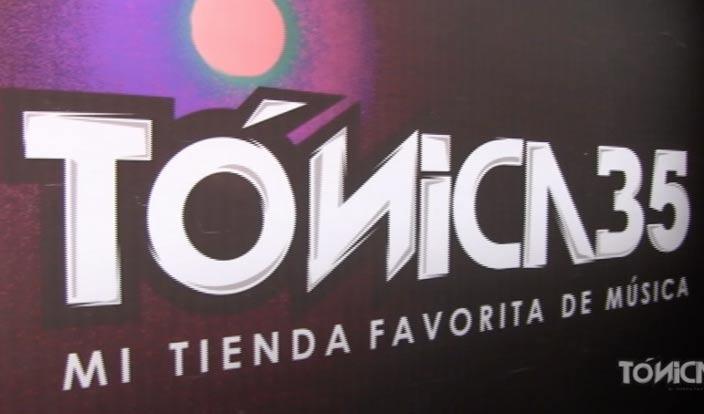 Tónica 35, Mi tienda favorita de música