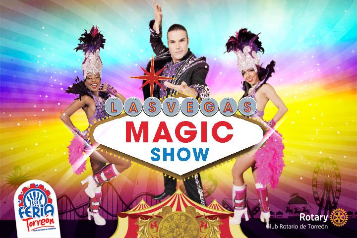 Sorpréndete con Las Vegas Magic Show