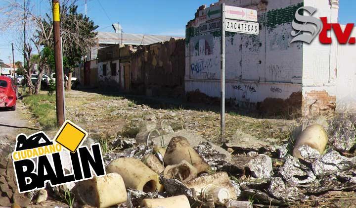 El 'cementerio de los tuétanos'