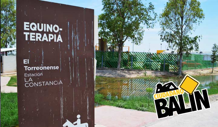 Bosque Urbano se inunda... otra vez de aguas negras