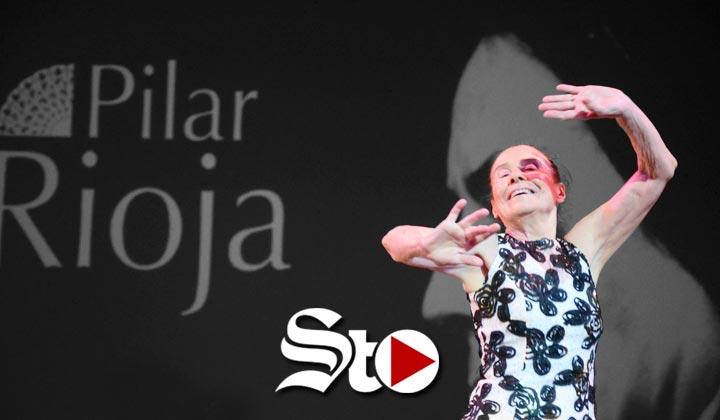 Pilar Rioja es 'profeta en su tierra'