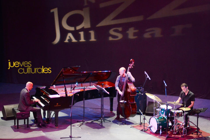Traen los ritmos latinos al jazz
