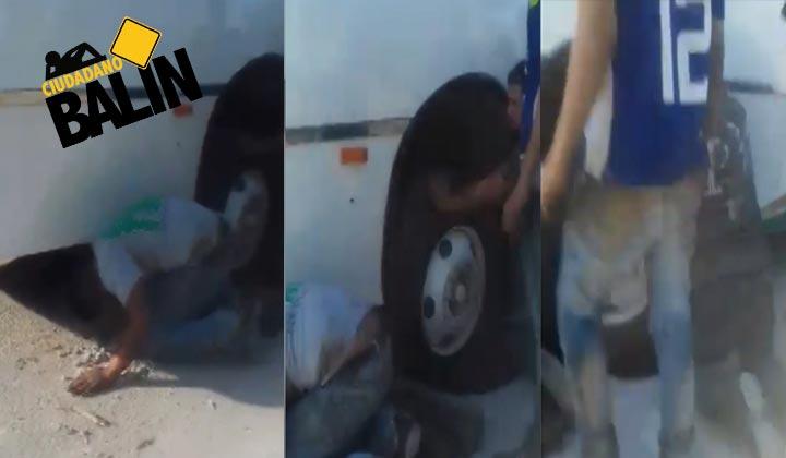 Camión de pasajeros cae en abra en Torreón