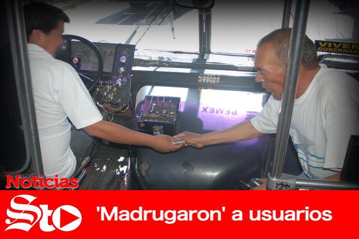 'Madrugaron' a usuarios con nueva tarifa