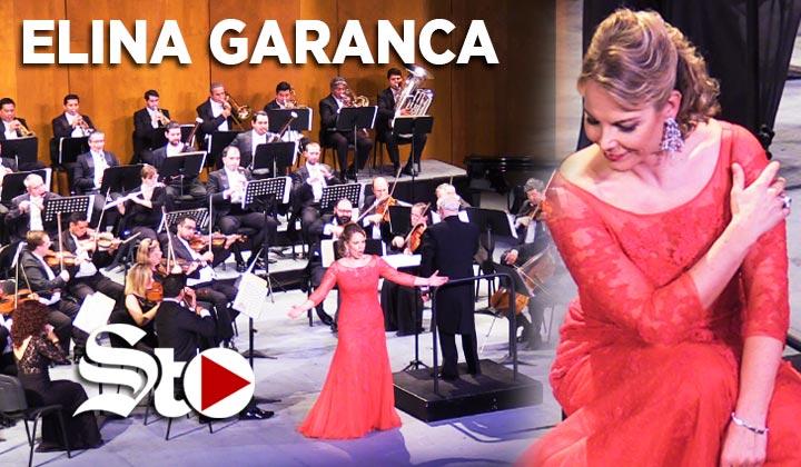 Elina Garanca marca historia en Torreón