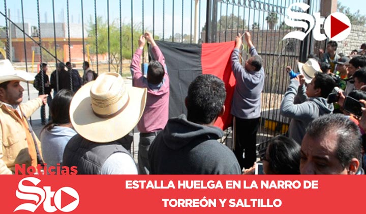 Universidad Autónoma Agraria Antonio Narro en huelga