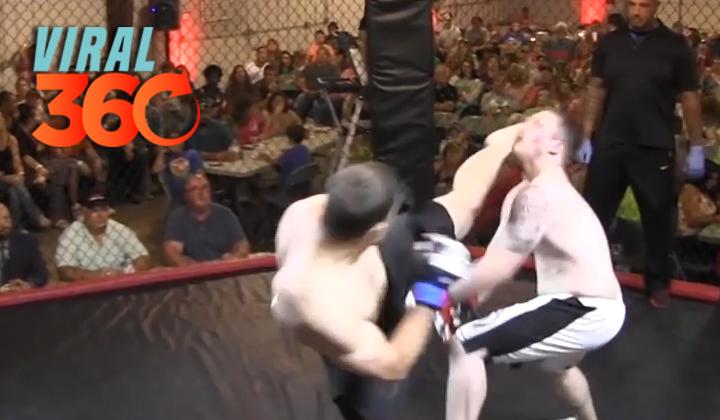 La pelea de MMA más rápida de la historia