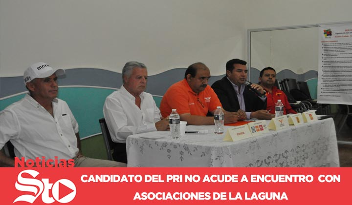 Miguel Mery Ayup no acude a firma de compromisos