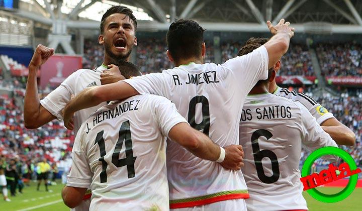 México rescata empate ante Portugal con memes