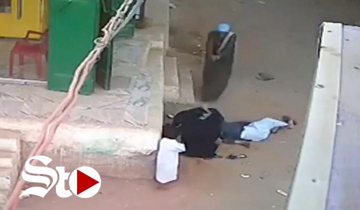 Padre mata a su hijo de 12 disparos por defender a su madre