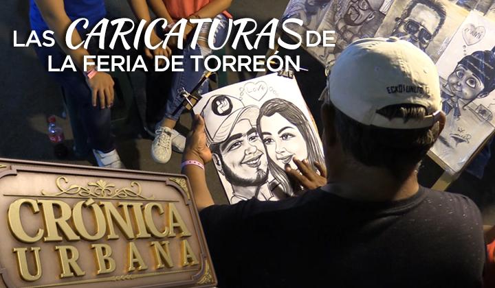 Las caricaturas de la Feria de Torreón