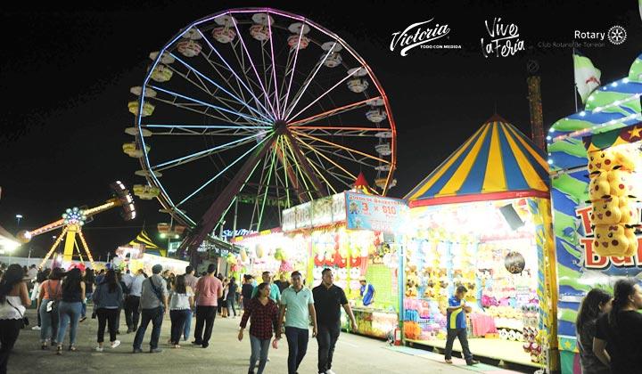'Vive la Feria'