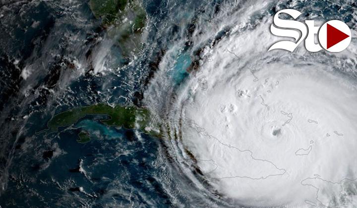 El huracán 'Irma' azota a Cuba