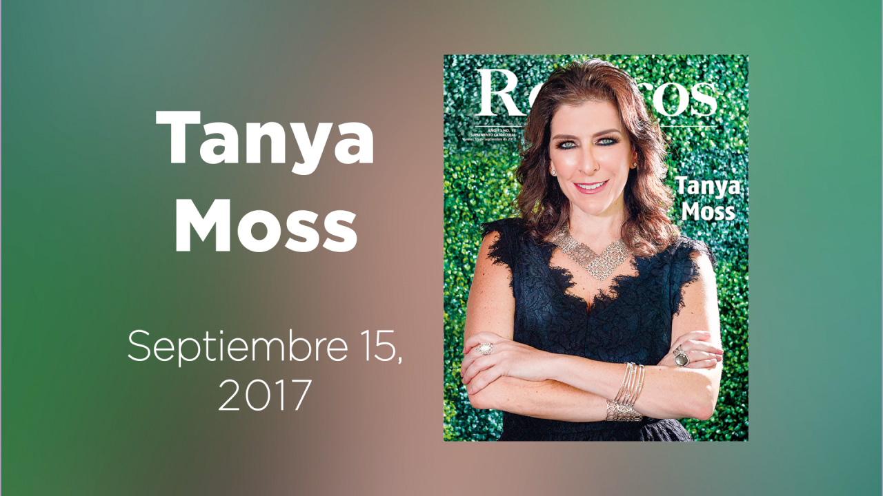 En la galería de rostros: Tanya Moss