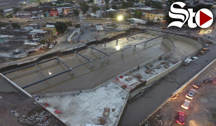 Rechaza Obras Públicas riesgo por inundación de estación Nazas