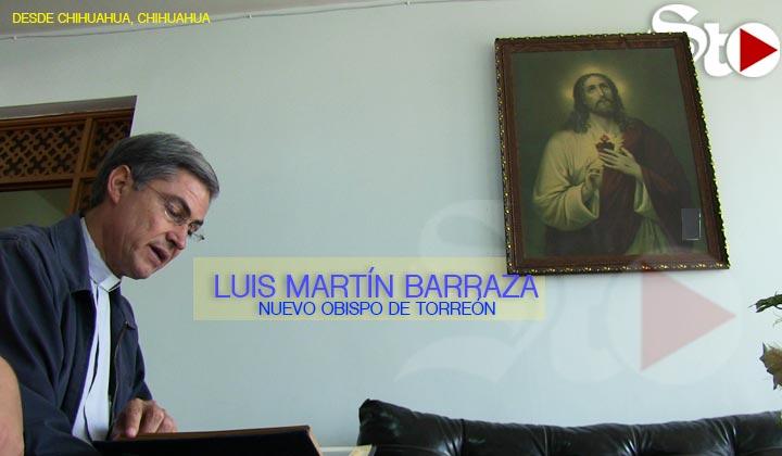 Los retos del nuevo obispo de Torreón... y la reliquia lagunera