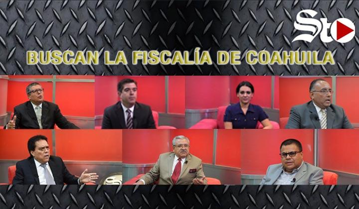 Buscan ser fiscal de Coahuila
