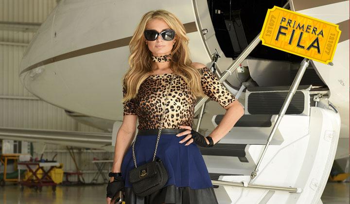 Paris Hilton alborota Torreón