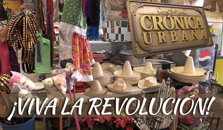 ¡A vestir a los revolucionarios!